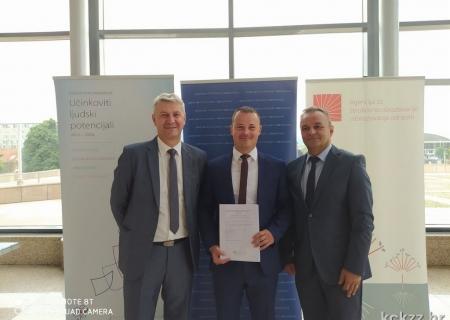 Competence Center in Koprivnica-Križevci County awarded a new HRK 30 million grant