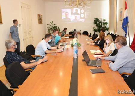 Održane tehničke konzultacije u pripremi postupka javne nabave opreme za potrebe projekta županijskog Centra kompetentnosti