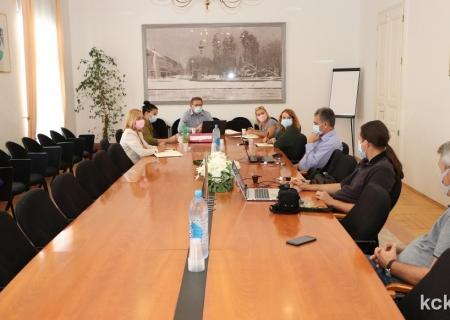 Sastali se projektni timovi županijskog Centra kompetentnosti