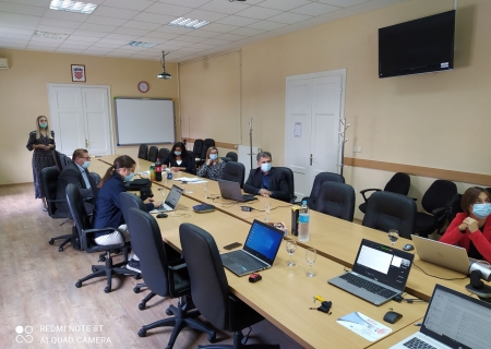 Održana radionica definiranja Strateškog okvira za potrebe izrade strategije razvoja  Regionalnog centra kompetentnosti u Koprivničko-križevačkoj županiji