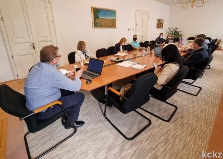 Sastao se projektni tim županijskog Centra kompetentnosti